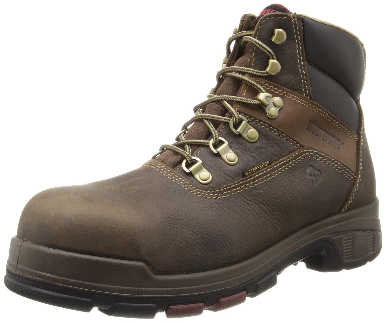 e0ccc62fa Wolverine Men's Cabor Waterproof 6-Inch Work Boot: Amazon.ca: Shoes &  Handbags