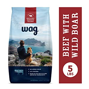 Wag - Beef with Wild Boar Dog Food