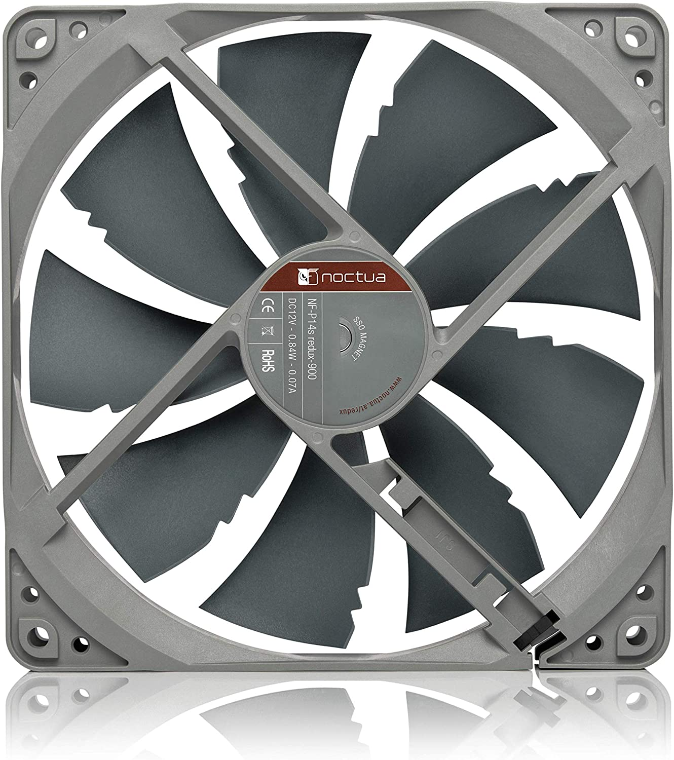 DC12V 120mm 3Pin CPU Cooling Fan Silent Cooler Radiator 1500RPM For Intel//AMD CO