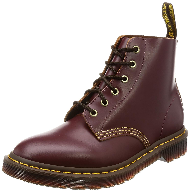 Dr. Vintage Martens 101 Arc Oxblood Vintage Dr. Smooth 22701601, Boots - 5c309d