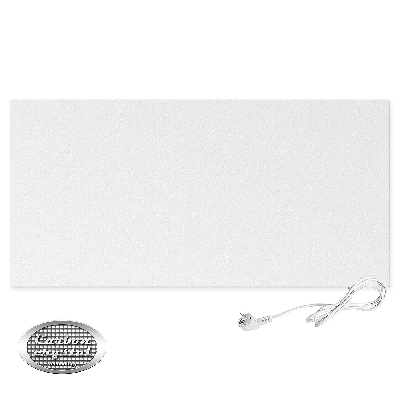 Viesta H700 Panel Radiador de infrarrojos Calefacció n ultradelgado Blanco de 700W