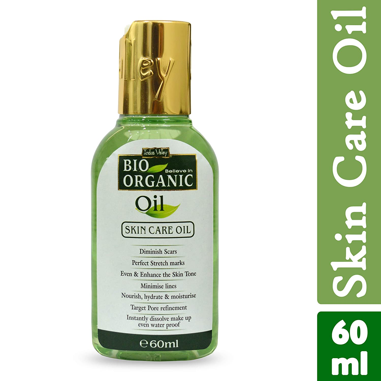 Indus Valley Bio Organic Oil