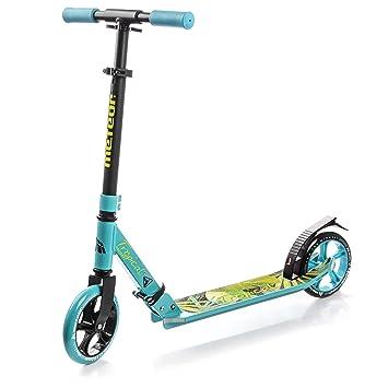METEOR® Scooter CITY / CITY TITAN / CITY AIR TITAN / CITY CRUISER Patinete para adultos y niños a partir de 3 años