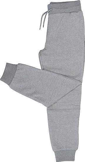 More Mile - Pantalones de chándal para niño, Color Gris: Amazon.es ...