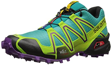 Men's Fashion Speed Cross 3 Athletic Running Sports Outdoor Hiking Shoes Hot