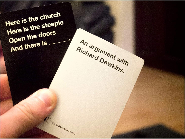 Paquete de expansión Cards Against Humanity Jew | Juego para adultos - (Paquete de judíos): Amazon.es: Hogar
