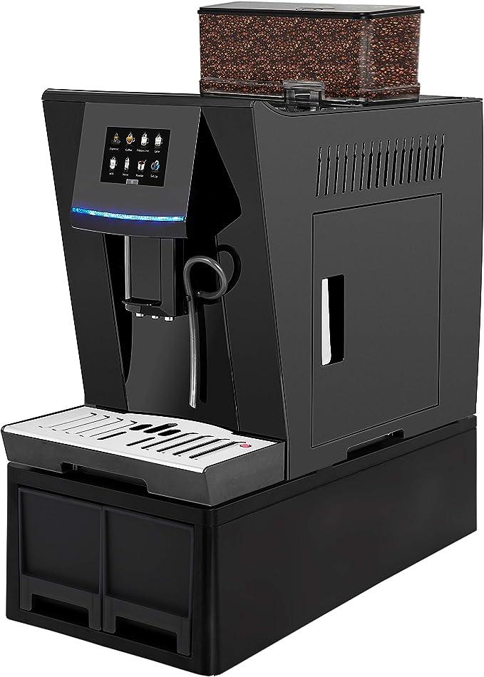 ☆ XL Business ☆ – Cafetera automática ✓ Swing ✓ Café bonitas ✓ Pantalla Táctil ✓ Dual Hervidora ✓ 19 bar ✓ Cafetera Cafetera Café Espresso Latte: Amazon.es: Hogar