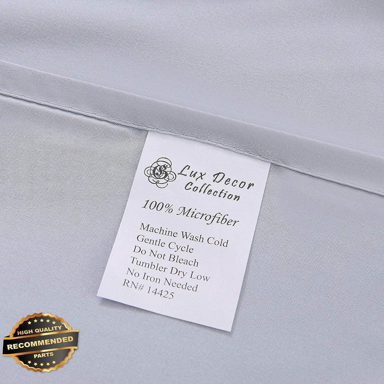 Florance Jones ホテル品質 エジプト産 ウルトラソフトベッドシーツ4点セット 枕カバー2枚付き   コレクションシーツセット SHSTHR-122020801   クイーン B07MGYZX9C Color-89 クイーン