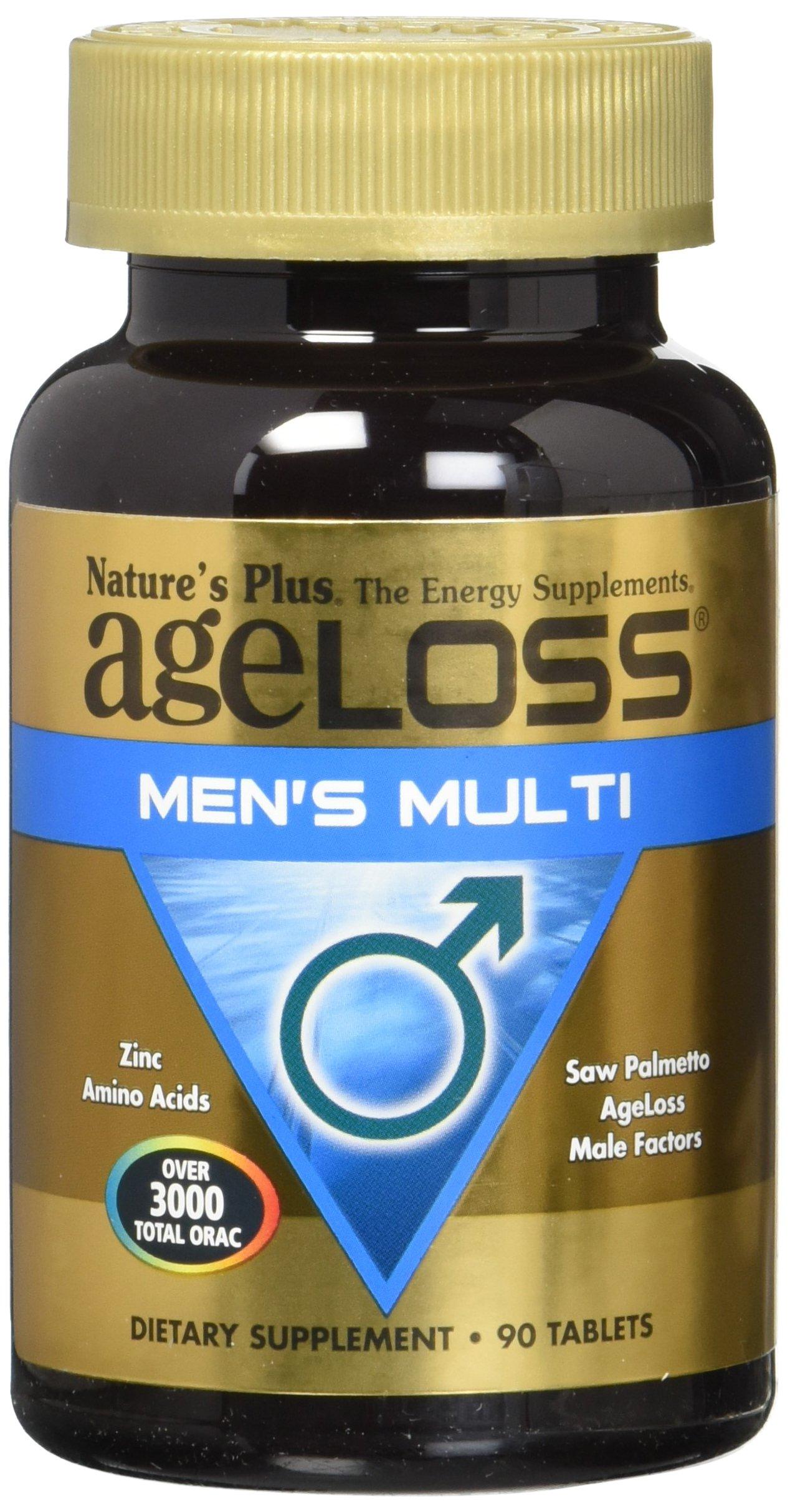 Nature S Plus Ageloss Women S Multi Reviews