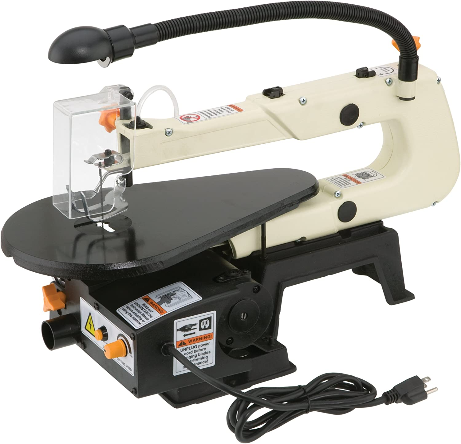 Shop Fox W1713 Variable Speed best Scroll Saw