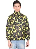 VERSATYL Men's 100% Water Proof Camouflage Jacket