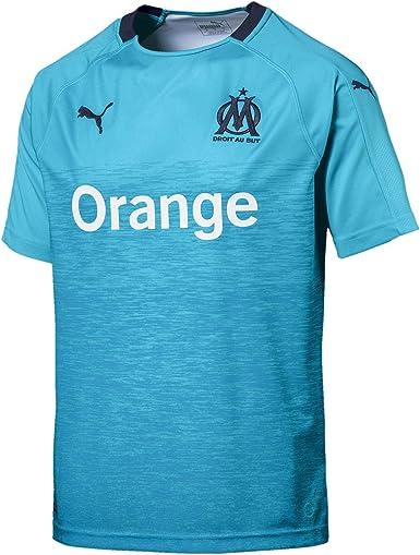 PUMA Olympique de Marseille Third Shirt Original SS Maillot ...