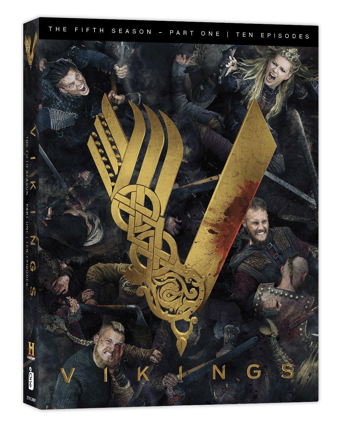Vikings: Season 5 - Part 1 Various eOne eOne Films Distribution