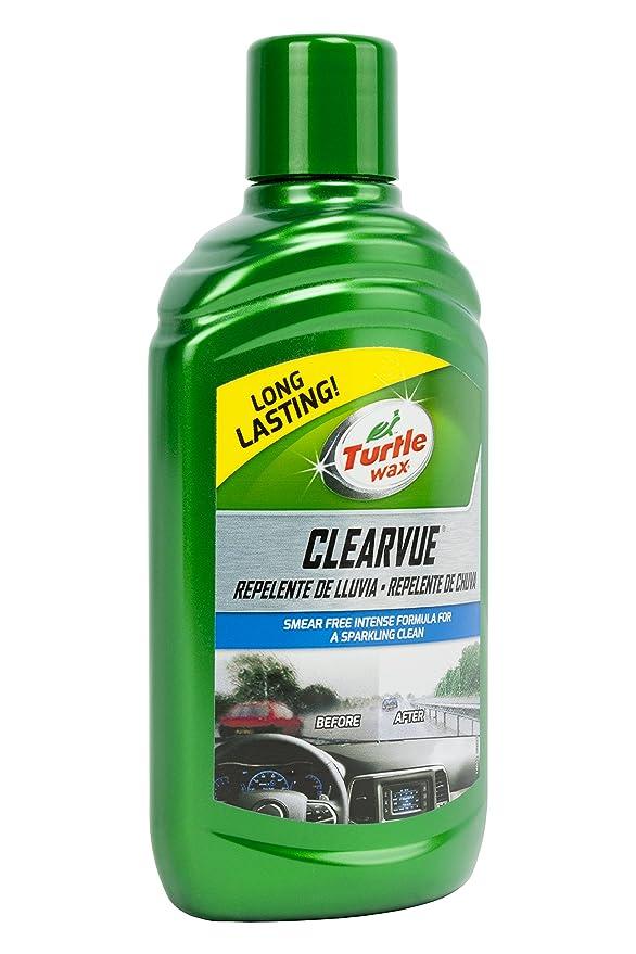 Turtle Wax TW52996 Repelente de Lluvia, 300 ml