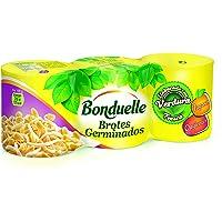 Conservas de brotes de soja