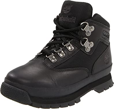cb18cfd06 Timberland Euro Hiker Leather and Fabric Boot (Toddler Little Kid Big Kid)
