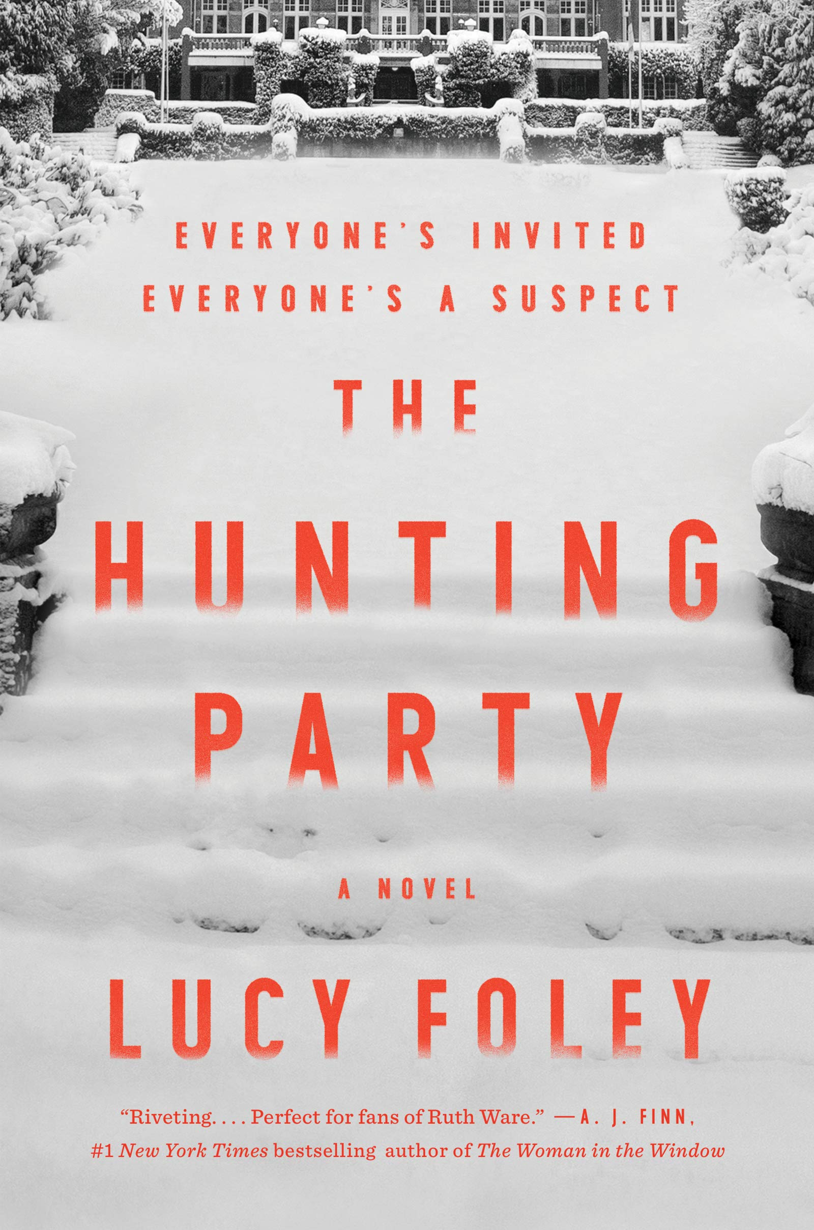 Amazon.com: The Hunting Party: A Novel (9780062868909): Foley, Lucy: Books