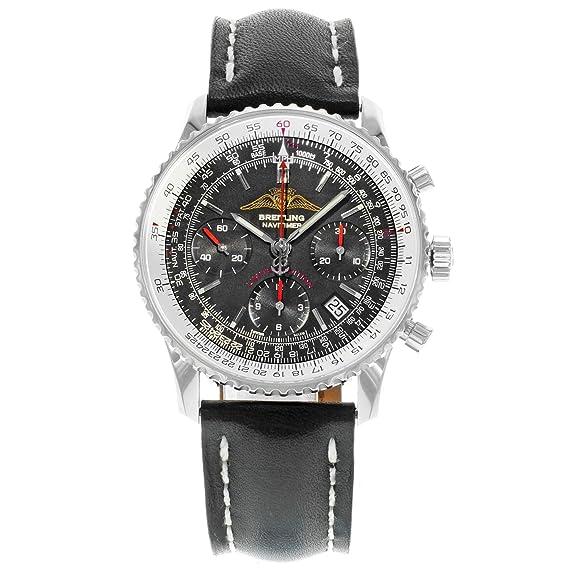 Breitling Navitimer A233222P/BD70 Limited Edition - Reloj automático para Hombre: Amazon.es: Relojes