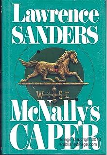 Amazon lawrence sanders mcnallys alibi archy mcnally mcnallys caper fandeluxe PDF
