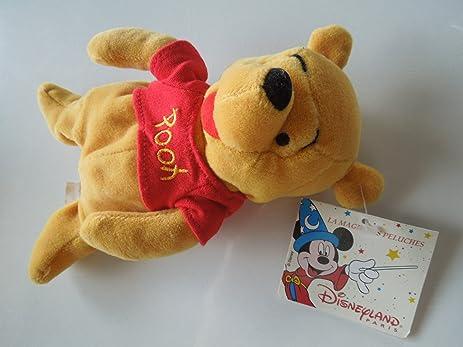 "Mini Peluche Winnie 8"" (Disneyland Paris Pooh)"