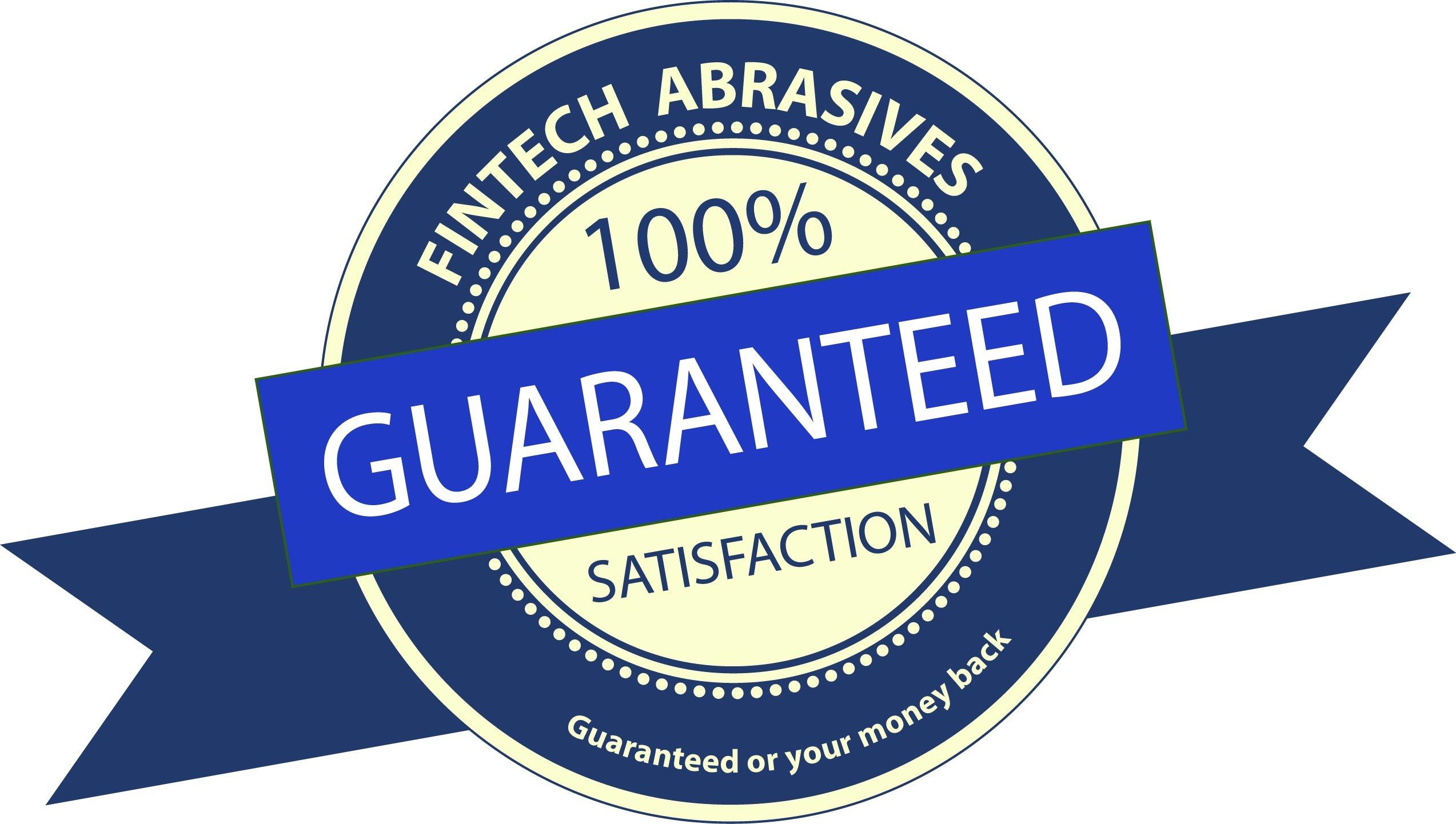 1/2 X 12 Inch 220 Grit Aluminum Oxide Air File Sanding Belts, 20 Pack by Red Label Abrasives (Image #2)