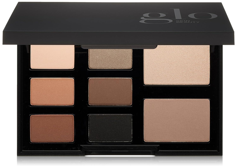 Glo Skin Beauty Eye Shadow Palette , 8 Colors in 4 Shade Options , Powder Eyeshadow Kit