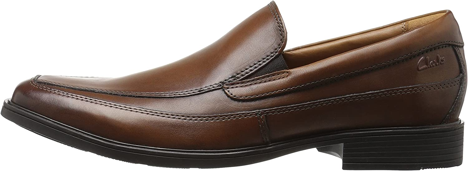 Clarks Mens Tilden Free Slip-On Loafer