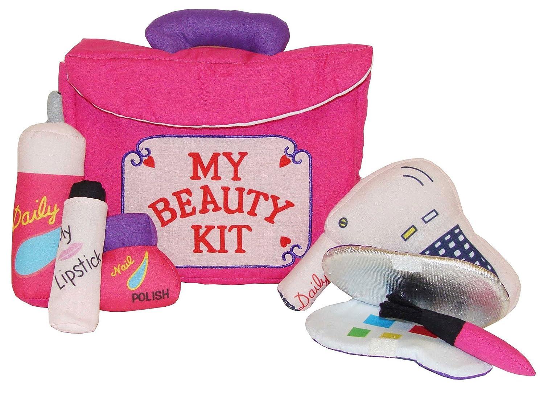 los clientes primero Cloth Pretend Beautician Beautician Beautician Kit Toy by Alma's Designs by Alma's Designs  buena calidad