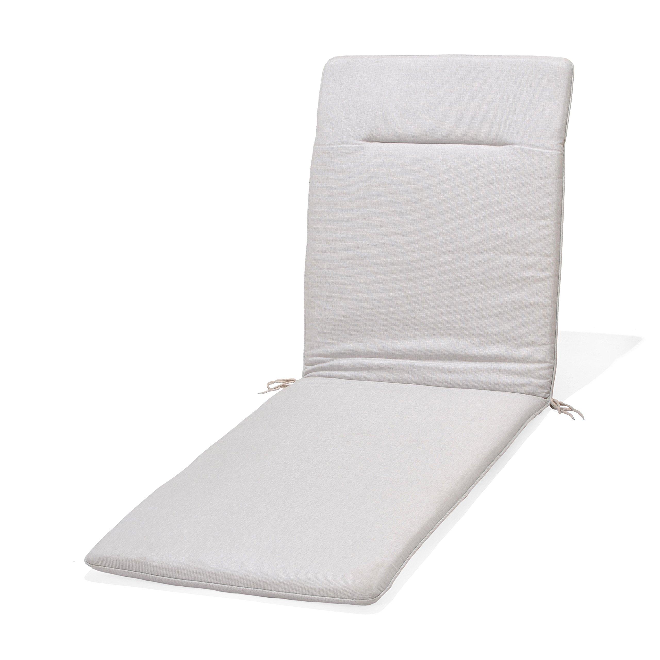 Amazonia Single Cushion, Light Grey