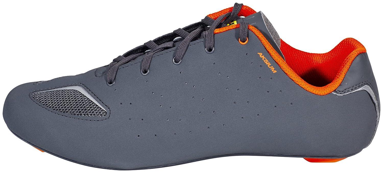 Amazon.com | Mavic Cycling Men Aksium III 3 Road Shoes Gray Orange 10.5 EUR 44 2/3 | Cycling