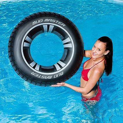 Flotador en forma de rueda / Neumático 91CM – BESTWAY mws1464