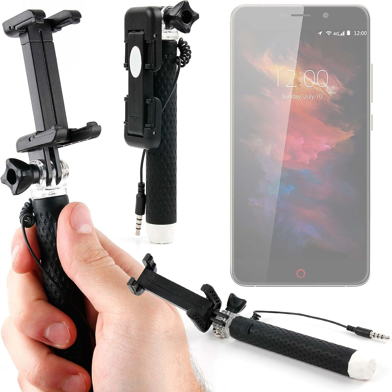 DURAGADGET Palo Selfie (Selfie-Stick) para Smartphone Umidigi UMI MAX: Amazon.es: Electrónica