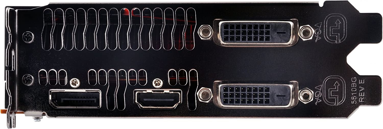 R9290AENFC XFX Radeon R9 290 947MHz 4GB DDR5 DP HDMI 2XDVI Graphics Card