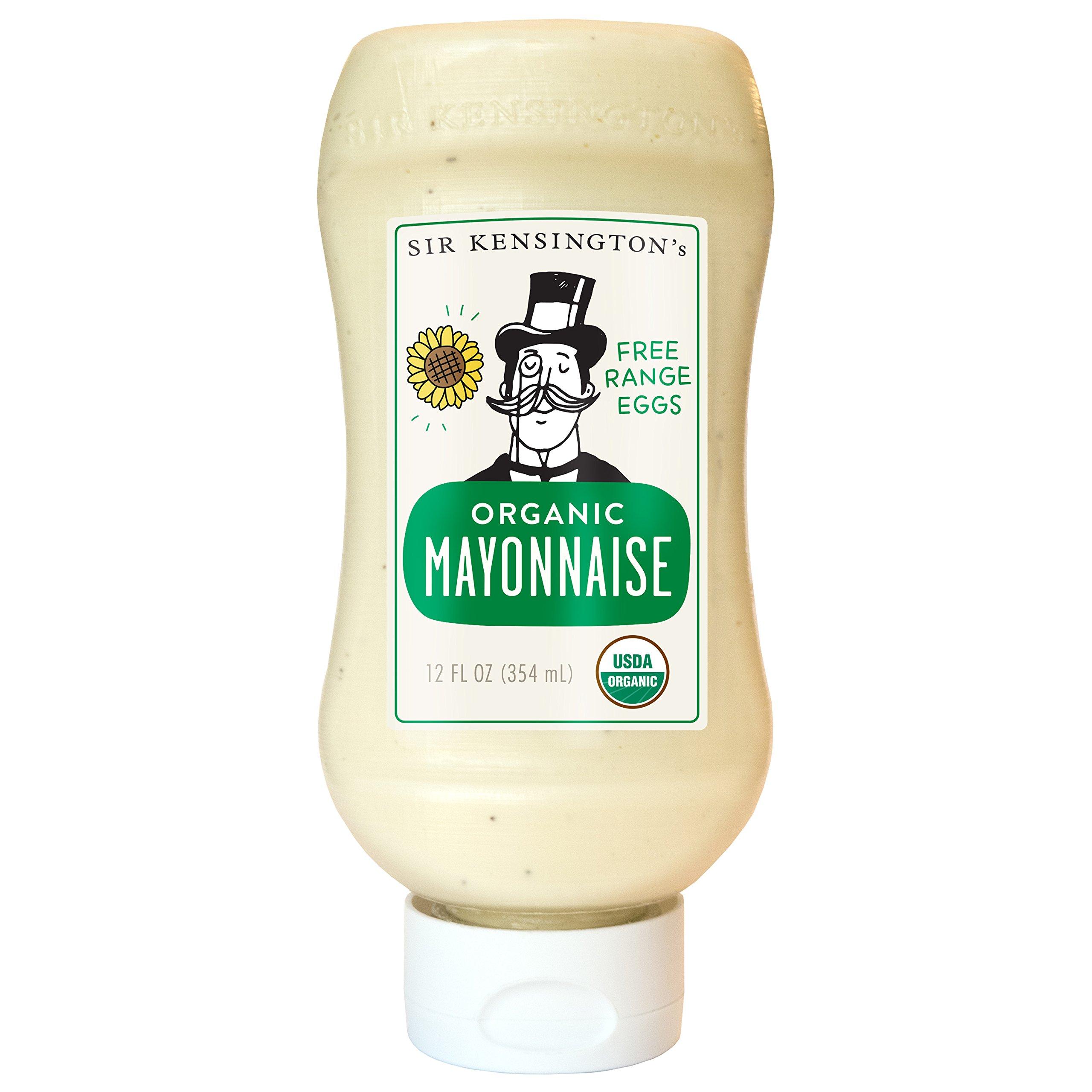 Sir Kensington's Mayonnaise Organic, 12 oz by Sir Kensington's
