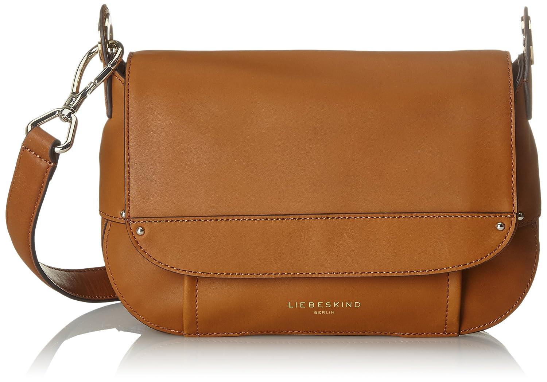 Brown (Toffee) Liebeskind Berlin Women's Lima Gromme CrossBody Bag