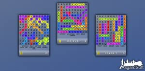 Word Search, A Free Infinity Crossword Puzzle Game from AsgardSoft GmbH