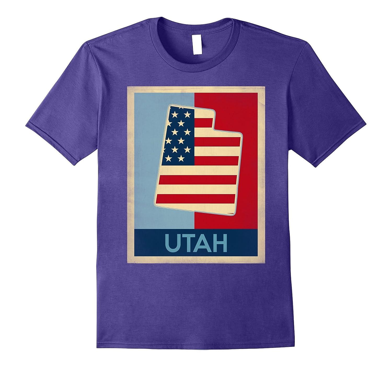 Vintage utah Tshirt-Art