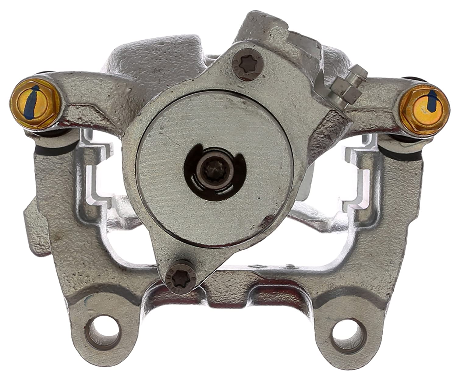 ACDelco 18FR12702C Professional Rear Passenger Side Disc Brake Caliper Assembly without Pads (Friction Ready Coated), Remanufactured