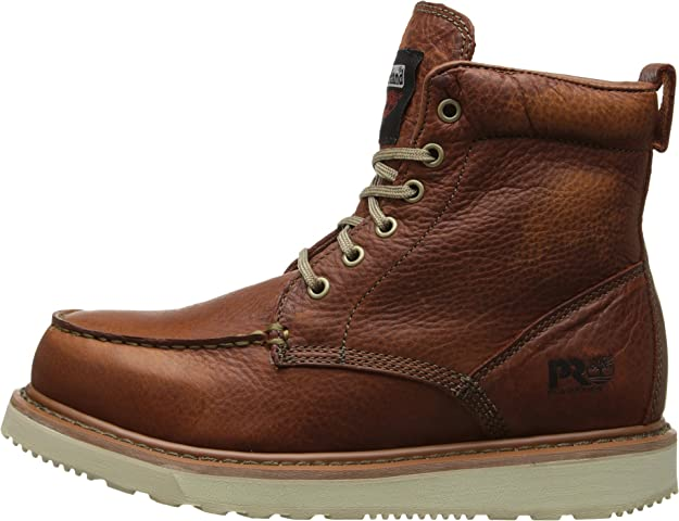Timberland PRO Men's Wedge Sole Six