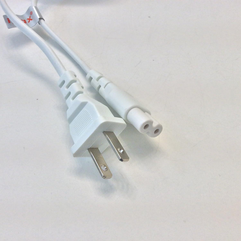Power Cord for Canon Pixma MG2420 MG2922 MG2924 MG3520 MG3522 Printer USB Cable