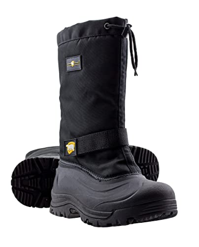 9229eff45084 ArcticShield Mens Cold Weather Waterproof Durable Insulated Winter Snow  Boots (7 (M) US