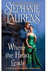 Where the Heart Leads (Casebook of Barnaby Adair 1) Kindle Edition
