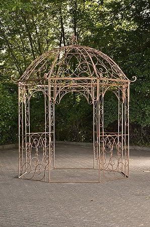 CLP Arche de Jardin avec Pavillon LEILA Rond Ø 229 cm, Arche de ...