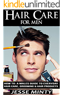 Superb Amazon Com The Men39S Hair Book A Male39S Guide To Hair Care Hair Short Hairstyles Gunalazisus