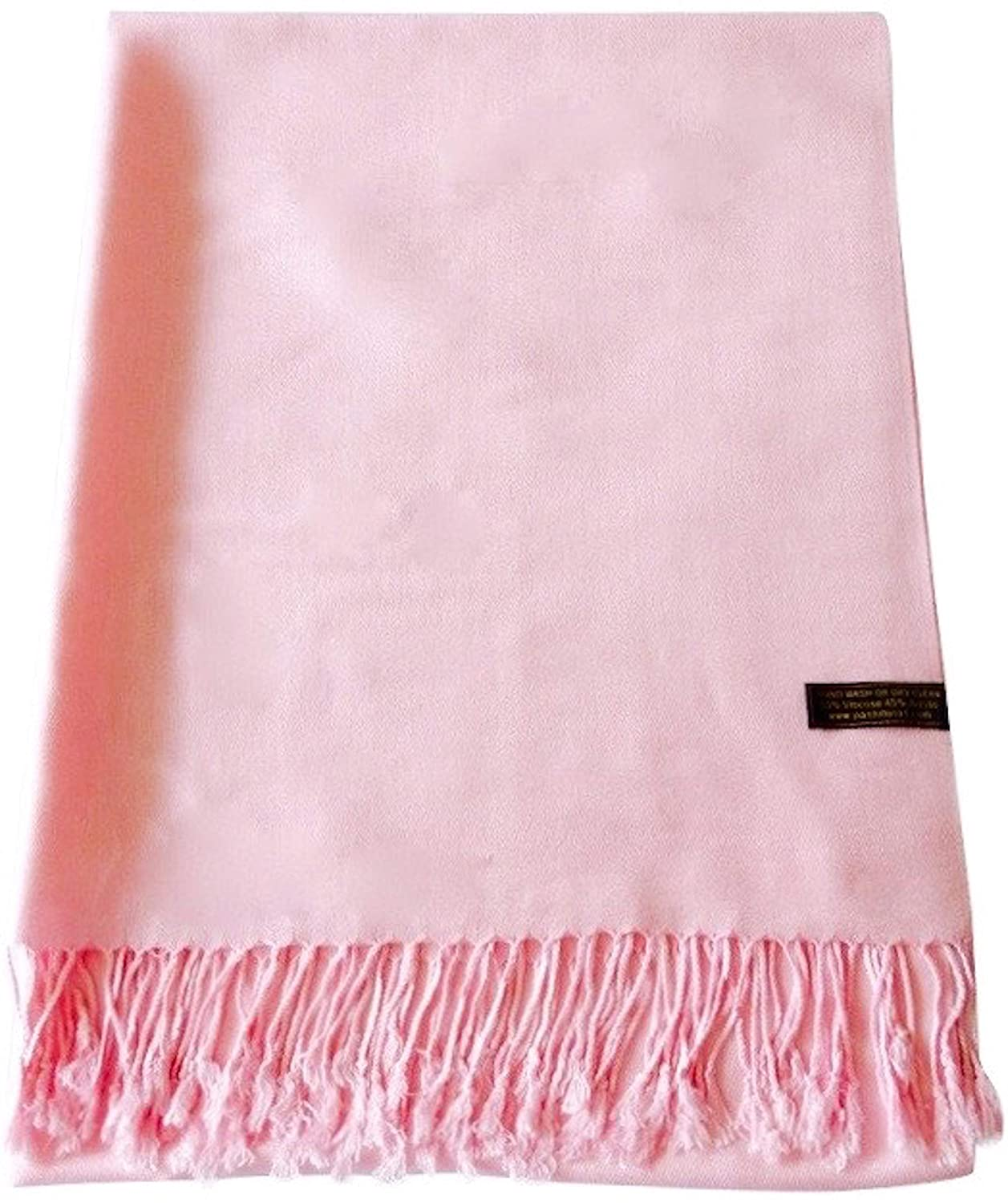 Red Solid Colour Design Shawl Scarf Wrap Stole Throw Pashmina CJ Apparel **NEW**