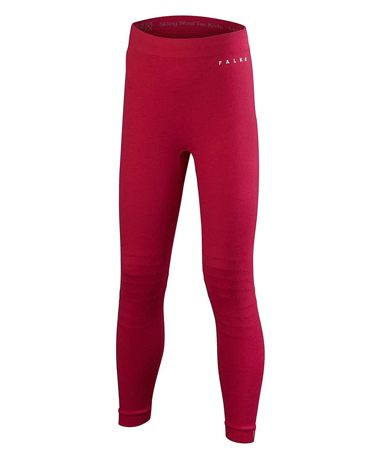 FALKE Kinder Unterwäsche Ski Wool Tech Long Tights