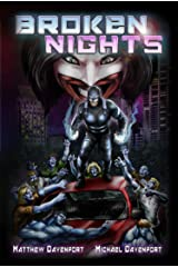 Broken Nights Kindle Edition