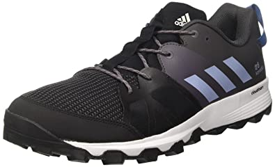 adidas Herren Kanadia 8 Trail Laufschuhe, Mehrfarbig (Negbas/Azusen/Gritra),