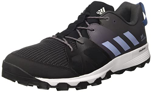 reputable site 4d15b 5cdf7 adidas Men s Kanadia 8 TR Trail Running Shoes, (Core Black Easy Blue
