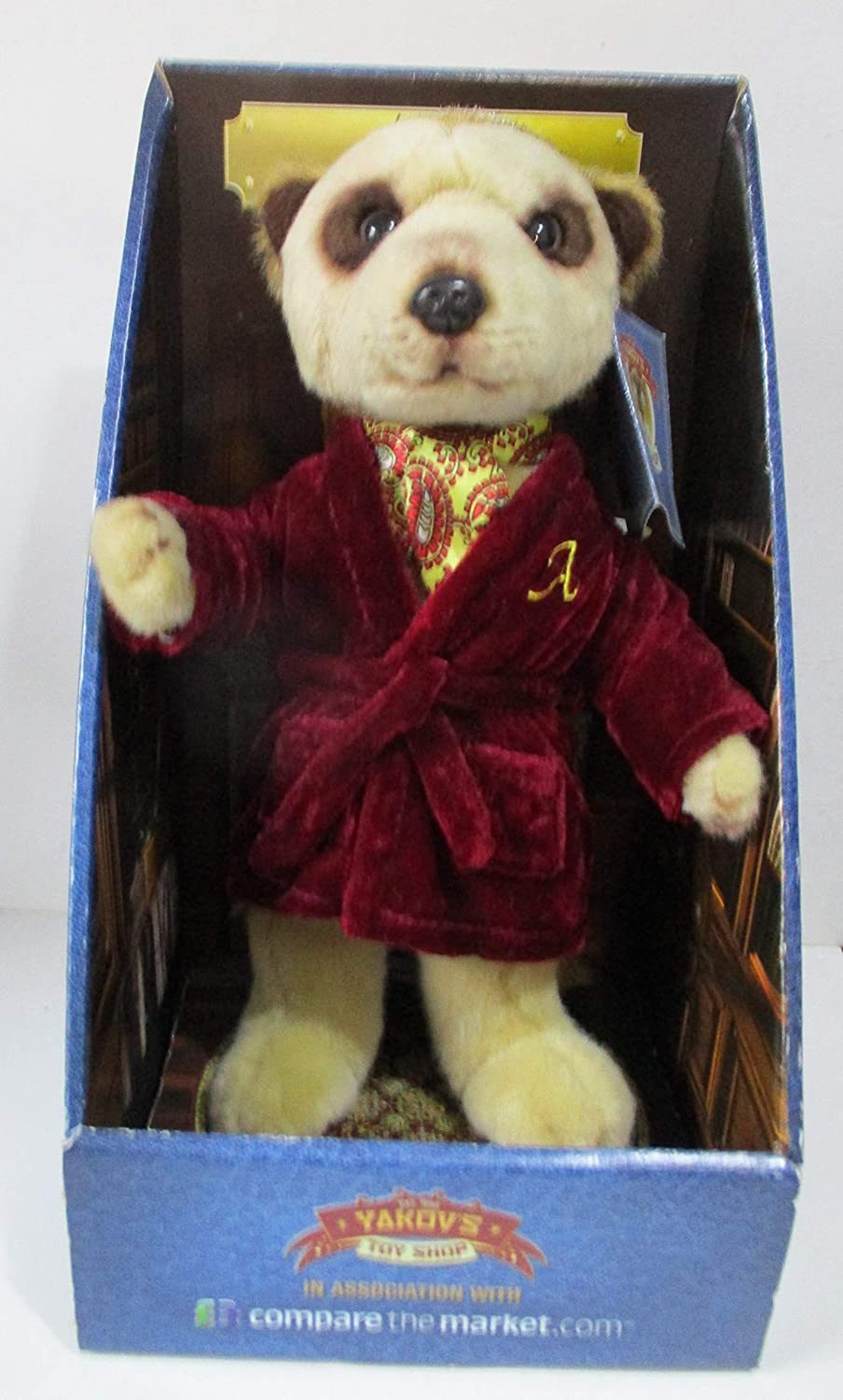 COMPARE THE MEERKAT ALEXANDR BNIB WITH CERTIFICATE